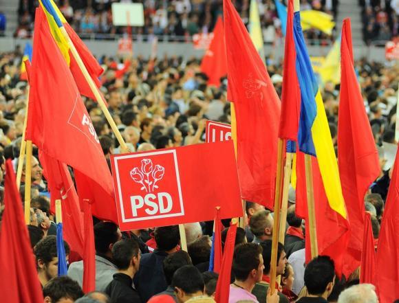 Bistrițenii merg cu miile la mitingul PSD din București