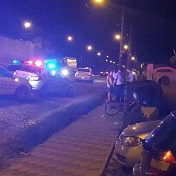 Scandal mare, aseară, pe Calea Moldovei