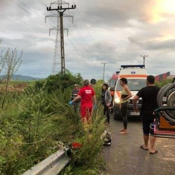 A lăsat în urmă 4 copii îndurerați: Cine este femeia care a murit ieri seară, în accidentul din Dumbrava