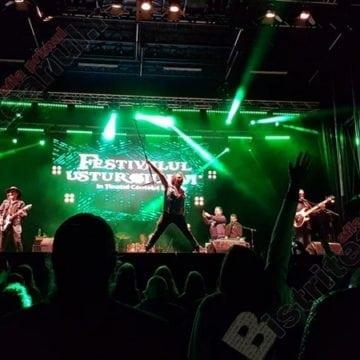 FOTO/VIDEO: Fantastică seară Bon Jovi, la Festivalul Usturoiului în Ținutul Contelui Dracula!