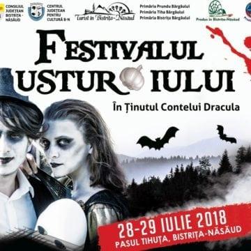 Se anunță un spectacol incendiar în Pasul Tihuța! Iată ce NU ai voie să ratezi la Festivalul Usturoiului în Ținutul Contelui Dracula