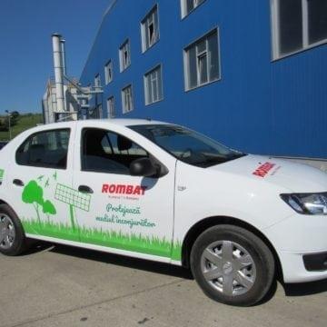 INEDIT! Rombat a făcut prima mașină Dacia Logan full electrică