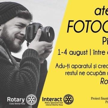 Interact vă provoacă la un nou workshop, alături de fotograful Robert Kovacs!