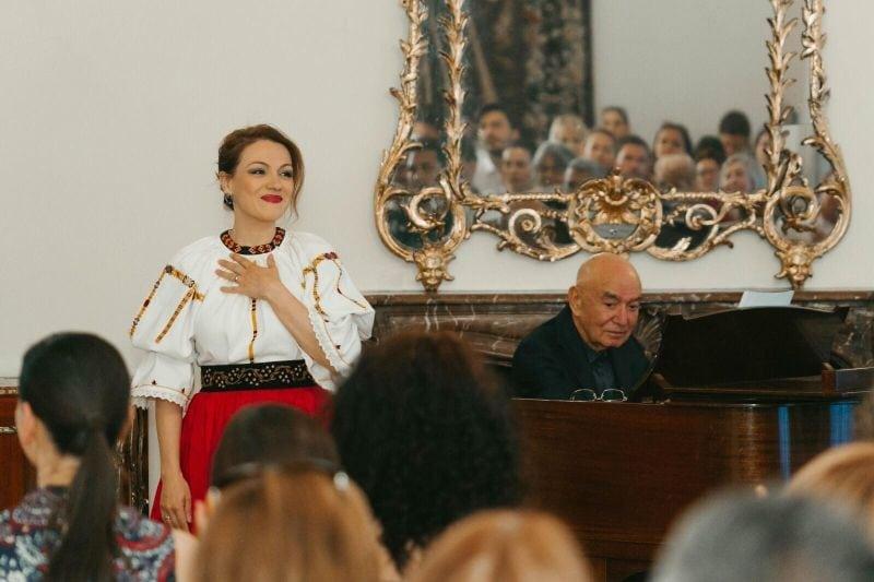 OAMENI din Bistrița-Năsăud. Ioana Maria Ardelean – spectaculoasă și cuceritoare în trei concerte susținute la Berlin, Londra și Paris