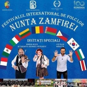 """Surprize – la Festivalul internațional de folclor """"Nunta Zamfirei"""""""