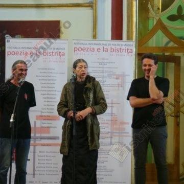 FOTO/VIDEO. Poezia – la Bistrița: Concerte de excepție, poeme pe măsură…