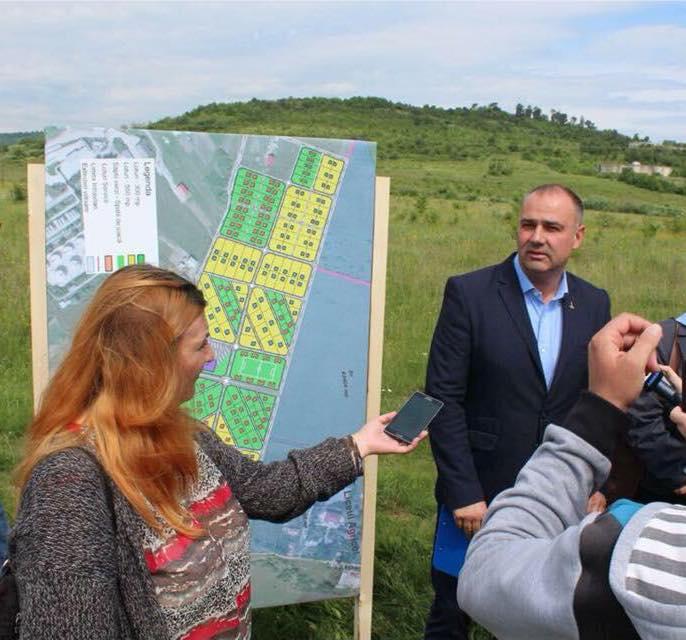 Unii vor pământ: Așa că Liceul Agricol renunță la 32 de hectare!