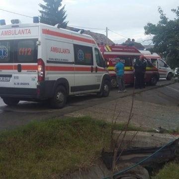 Accidentele se țin lanț! Un bebeluș și un copil de doi anișori au ajuns la spital