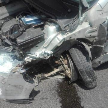 FOTO: Accident cu 6 persoane, la ieșirea din Sîngeorz – Băi