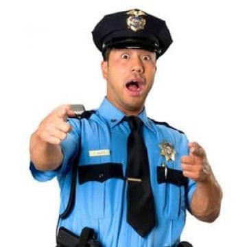 Polițiștii, șocați de inconștiența unui bărbat din Parva! L-au dus direct după gratii!