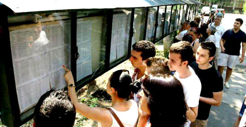 BACALAUREAT 2020: S-au afișat primele rezultate! Două medii de 10, în Bistrița-Năsăud