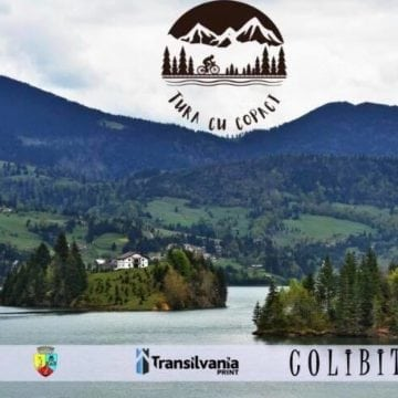 Copacul de Cafea te provoacă la o plimbare cu bicicleta, în jurul lacului Colibița! E pregătită și o surpriză!