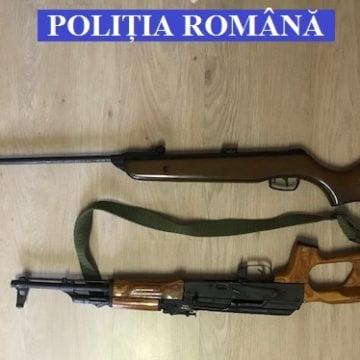 Pasionat de arme, un bunic italian nu a ținut cont că încalcă legea. Un vânător, reținut!