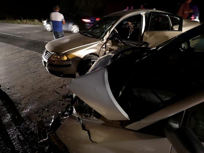 FOTO LIVEZILE: Trei copii, printre cele șapte victime ale unui accident rutier