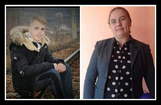 DURERE: Astă-seară, prima slujbă de priveghi a mamei și fiului ei, decedați în tragicul accident de la Parva