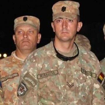Pentru a doua oară în Afganistan, de dragul unui înger de 3 ani și jumătate, care îl așteaptă acasă