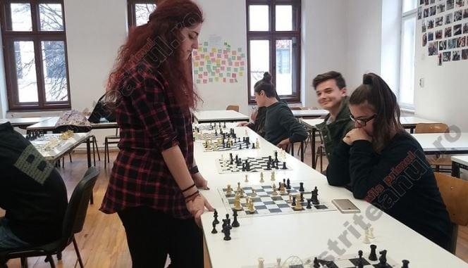 """Briana Bălan, de la Liceul """"Corneliu Baba"""" din Bistrița, este campioană europeană!"""