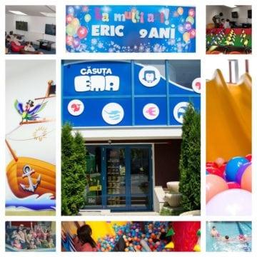 Căsuța EMA: Cel mai grozav loc din Bistrița pentru o petrecere de vis și o aniversare perfectă