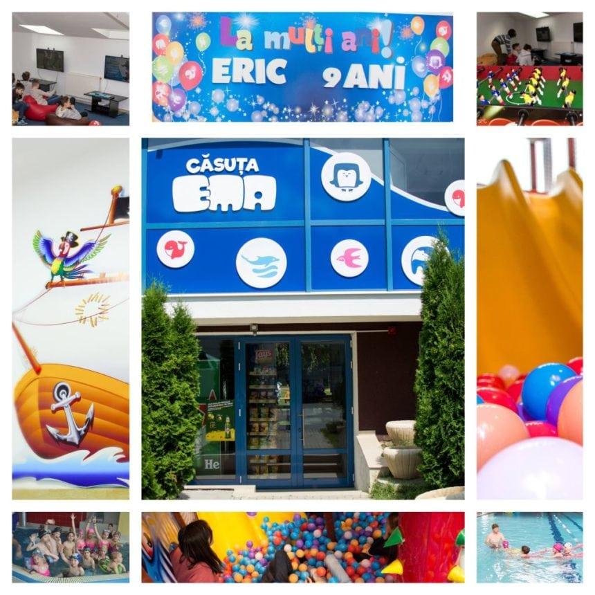 Toți copiii merită o petrecere de vis la Căsuța EMA!