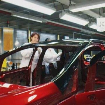 VIDEO: Proces de vopsire unic, la Ford Craiova