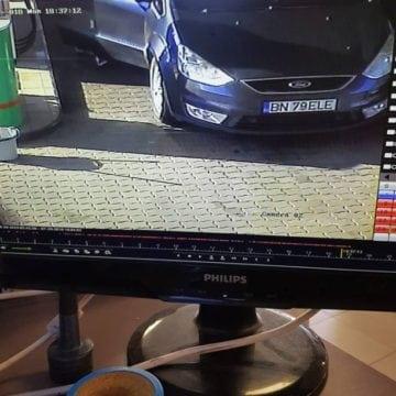 MESAJ pentru șoferul unui Ford cu numere de BN, care a uitat să-și plătească benzina, în Oradea!