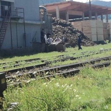 FOTO/VIDEO – Firul presupusei crime de la Coșbuc. Bărbatul care ar fi ars de viu e un descendent de-al poetului George Coșbuc