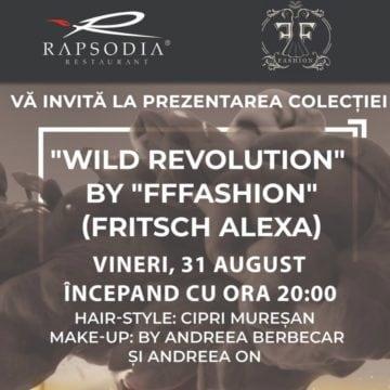 Cină gastronomică și prezentare de modă, mâine, la Rapsodia