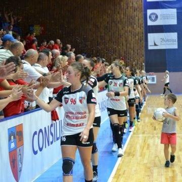 Bistrița – capitala handbalului românesc pentru trei zile. Invitată este și o echipă din Ucraina