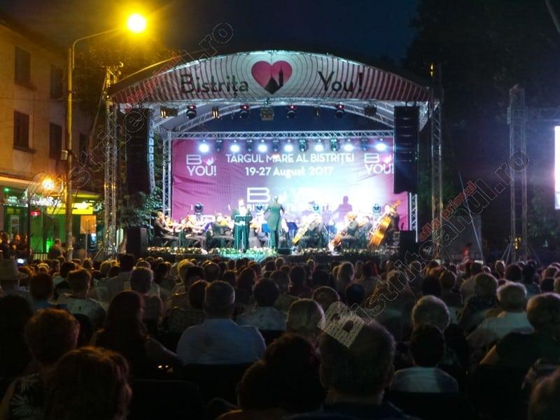 VIDEO – Delia, Lidia Buble, Andreea Bălan, Cargo și Ștefan Bănică Junior, pe scenă la Târgul Mare al Bistriței. Vezi programul complet: