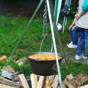 Bistrițenii vor avea un nou loc de picnic. Acesta va fi amenajat în Viișoara, pe malul Râului Bistrița