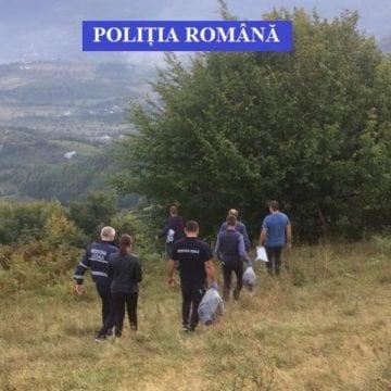 FOTO – Descoperire macabră la Cormaia: craniu, fragmente osoase și haine
