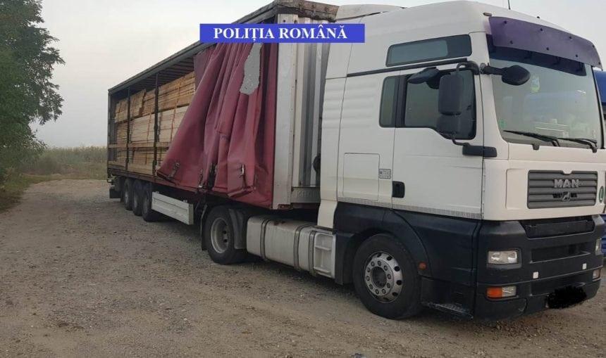 Un transport ilegal i-a golit buzunarele de zeci de mii de lei