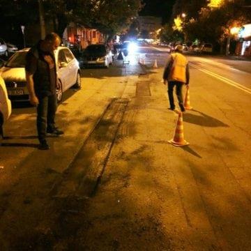 FOTO: Marea peticeală nocturnă a ajuns la sfârșit!