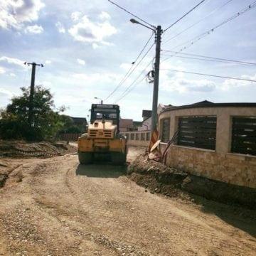 Încă cinci străzi vor fi asfaltate! Ce e esențial pentru ca toate străzile să poată fi asfaltate