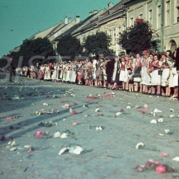 ALTE vremuri. Momente tragi-comice la Bistrița, în 9 septembrie 1940: Cea mai amară farsă din istoria orașului