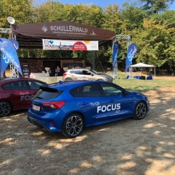 Noul Ford Focus a ajuns acum și la dealerul Central Motors din Bistrița!