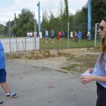 FOTO – Scandal între Academia Gloria Bistrița și părinții copiilor antrenați de club