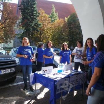 FOTO:  De la Vocea României, la ONG Fest, în Bistrița!