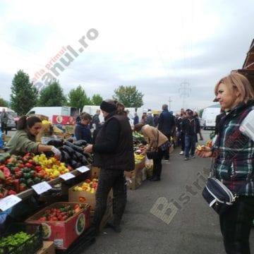 FOTO:  Delicii și bunătăți de sezon, la Toamna Bistrițeană!