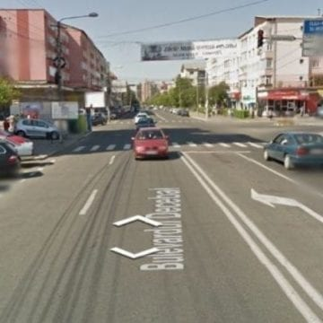 Monitorizare video și sistem ce asigură prioritatea transportului public sau celui de urgență, pe mai multe străzi din oraș