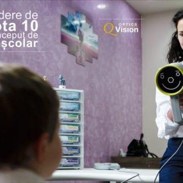 Sfaturi pentru o vedere de nota 10 la început de an școlar, de la Q Vision!