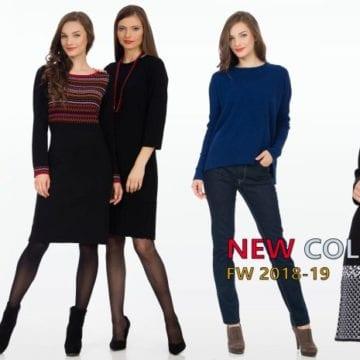 Un lux accesibil:  noua colecție de tricotaje Sense