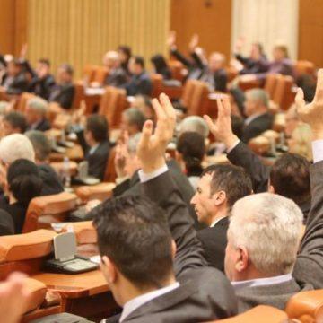 Scade numărul de parlamentari? Câți reprezentanți ar avea Bistrița-Năsăud la București: