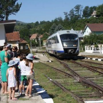 Ogâgău vrea să reînvie linia ferată de la Ilva la Rodna. În scopuri turistice!