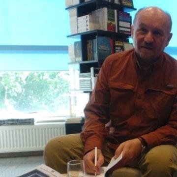 """OAMENI din Bistrița-Năsăud: Adrian Sângeorzan, despre """"un Dumnezeu pervers și lacom"""" și poeziile tonice despre moarte…"""