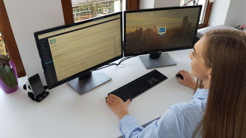 De ce și cum să investești eficient în web design?! WeDevIT are soluția!