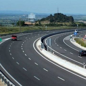 VIDEO: O autostradă pentru toți bistrițenii care vor să ajungă mai repede în Germania…?!