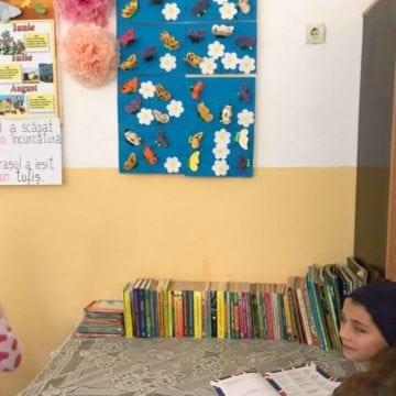 Lecția de solidaritate de la Runcu Salvei: O bibliotecă cu peste 4.000 de cărți a luat naștere după o campanie de doar trei zile