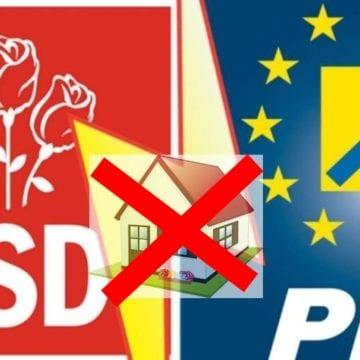 Partidele se bat în idei! Tinerii rămân tot fără teren pentru case!