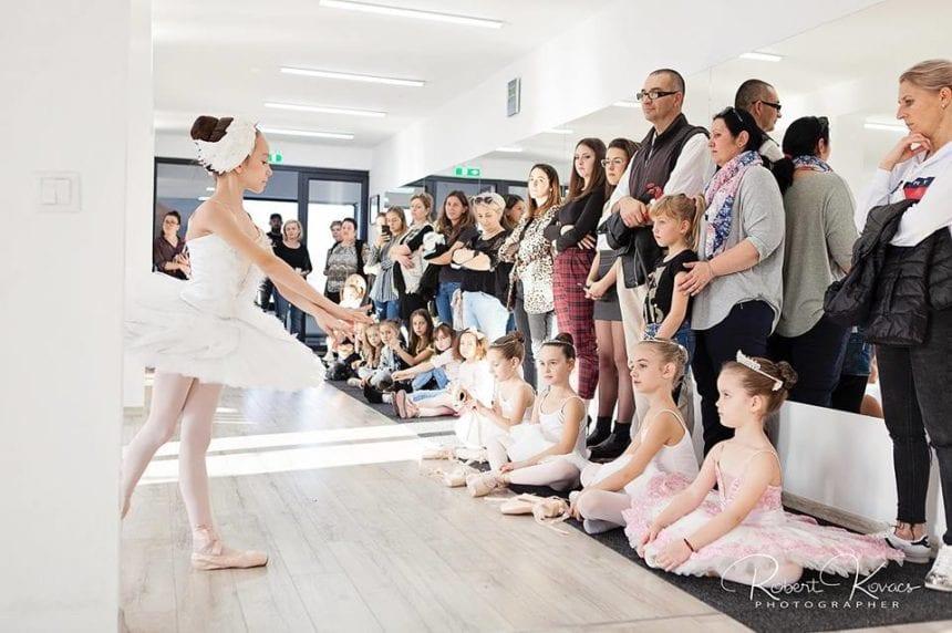 "FOTO: Școala de Balet ""Ovidiu Danci"" a ajuns și la Beclean!"